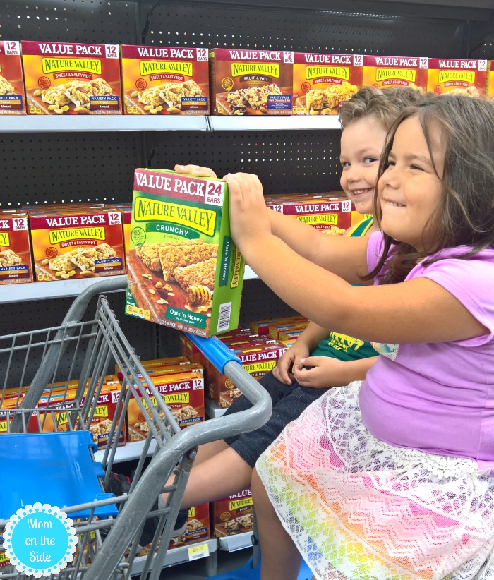 Fun Ways to Get Family Involved in Box Tops at Walmart