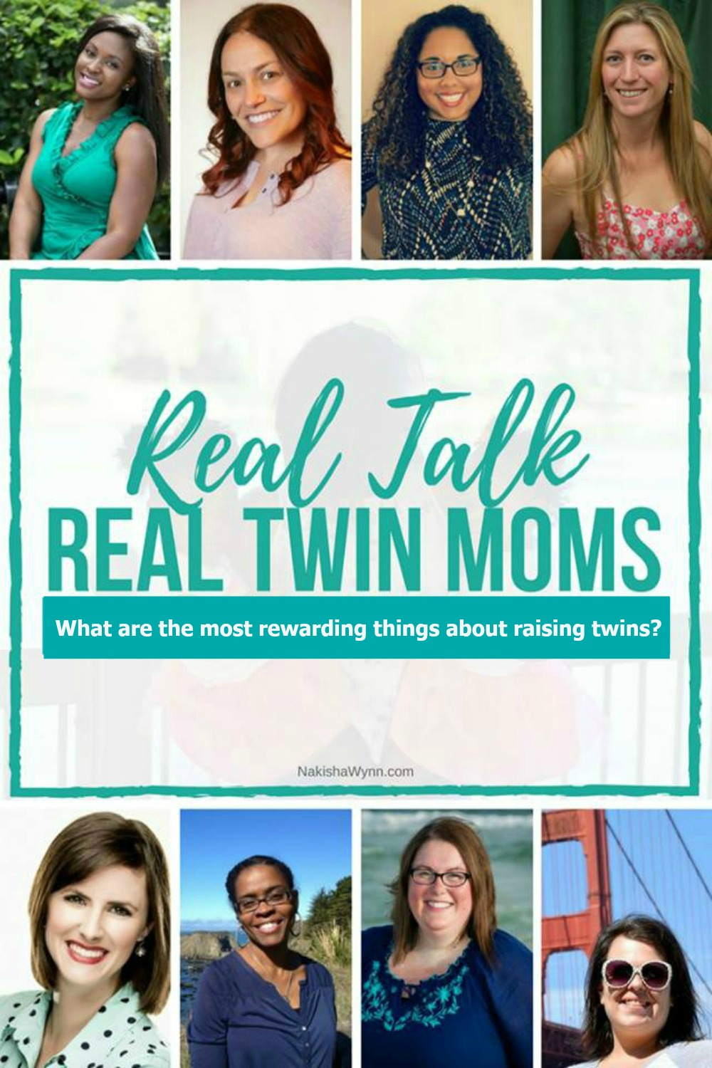 This month's Real Talk with Twin Moms Series answers the question,