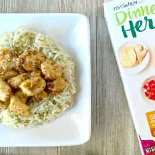 Four Convenient Healthy Meals with Revolution Foods