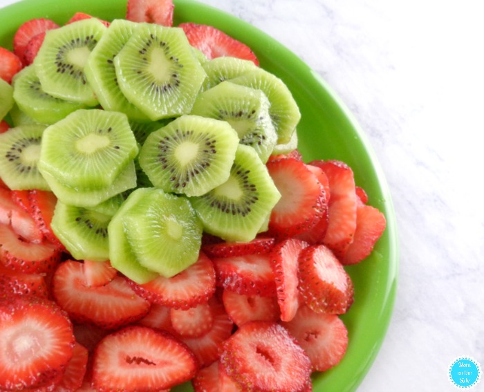 Ingredients for Strawberry Kiwi Sangria