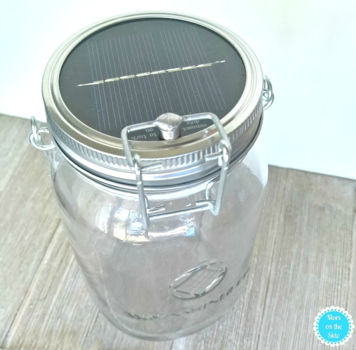 Uncommon Sweet 16 Gift Ideas: Solar Mason Jar