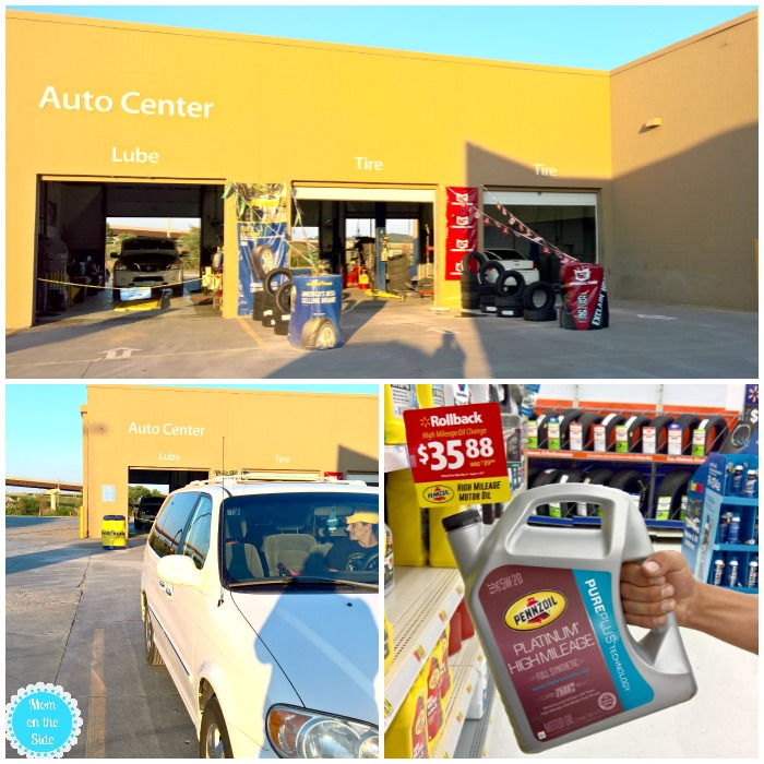 Ultimate Iowa Road Trip Destination Guide and Oil Change with Penzoil at Walmart Automotive Center