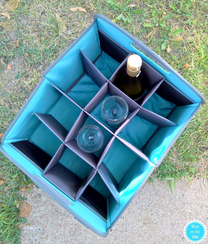 New meori wine carrier
