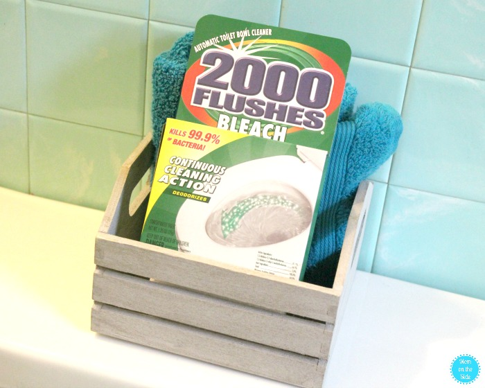 Genius Things Every Family Bathroom Needs - Automatic Toilet Bowl Cleaner