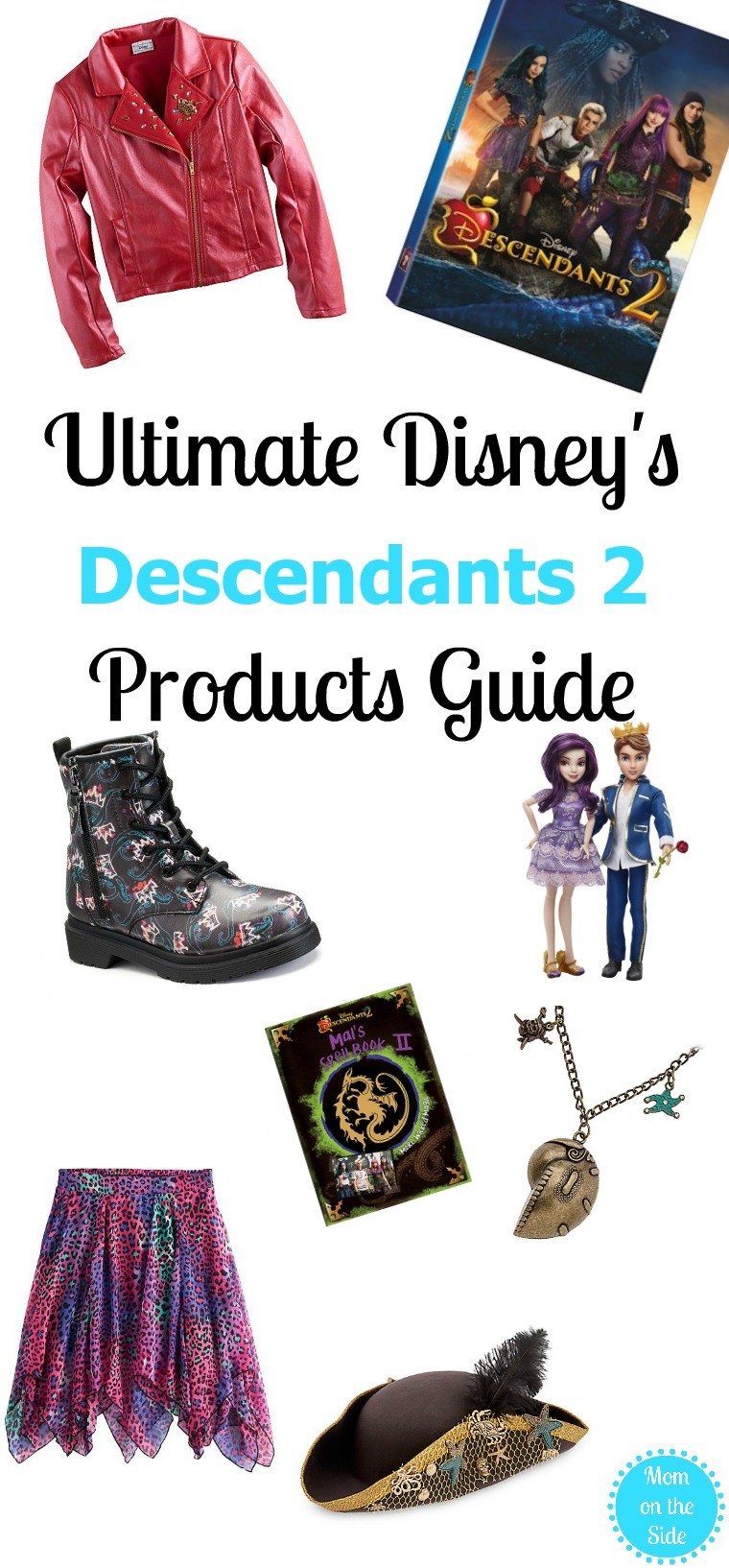 The Ultimate Guide to Disney's Descendants 2 Fashion and Products