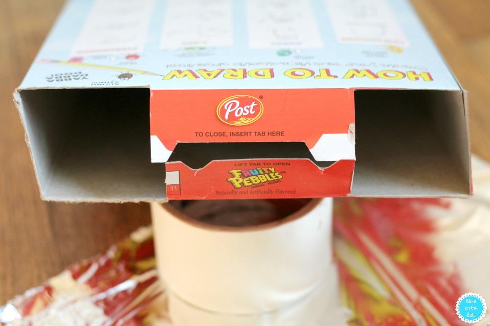 DIY Cereal Box Eclipse Pinhole Projector