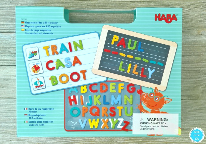 Learning Letters on the go with HABA USA