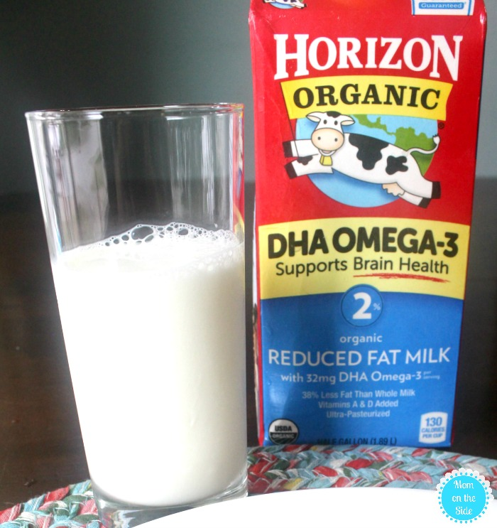 Horizon Organic Milk and Sausage Omelette in a Bag