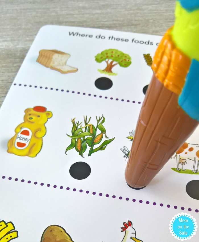 Learning fun for little ones with Hot Dots Jr. by Highlights