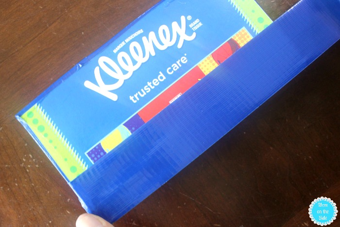 Making a Ro-Box Top with Kleenex Boxes