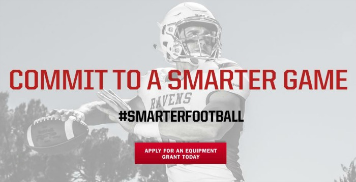 Riddell Smarter Football Grant Application