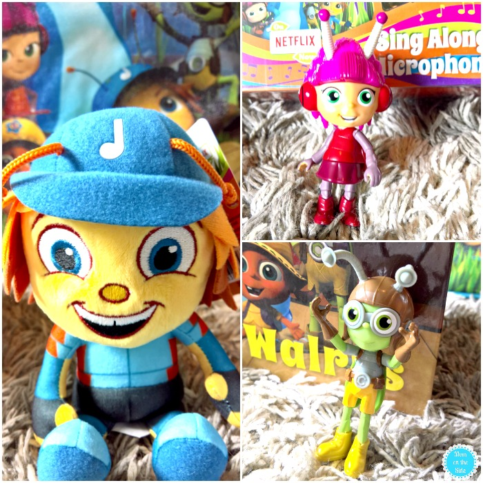 Beat Bugs Toys, Action Figures, and Plush