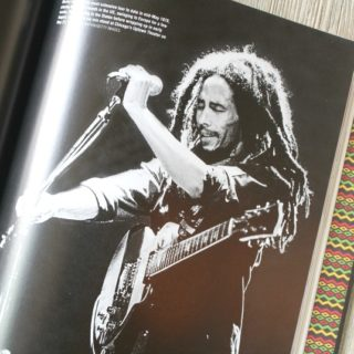 Book: Bob Marley and The Wailers: The Ultimate Illustrated History