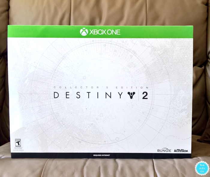 What's Inside the Destiny 2 Collector's Edition Box