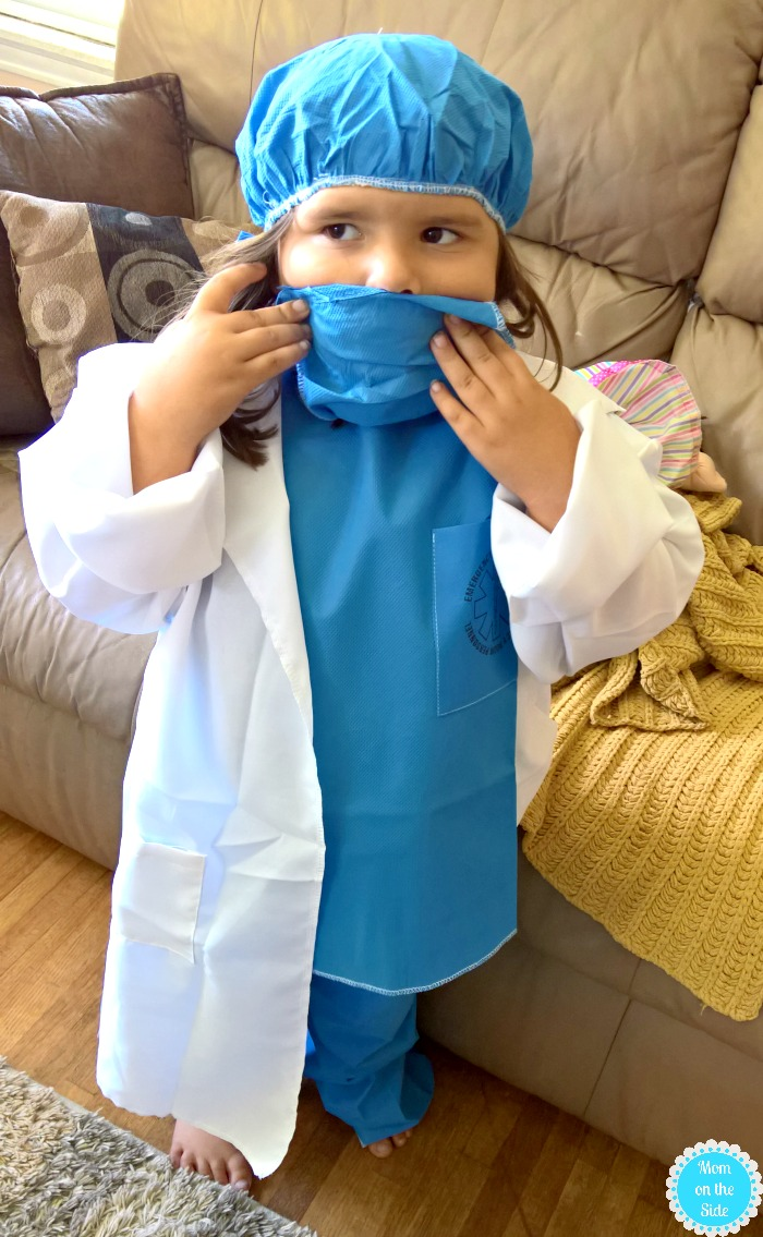 Doctor Halloween Costumes for Little Kids