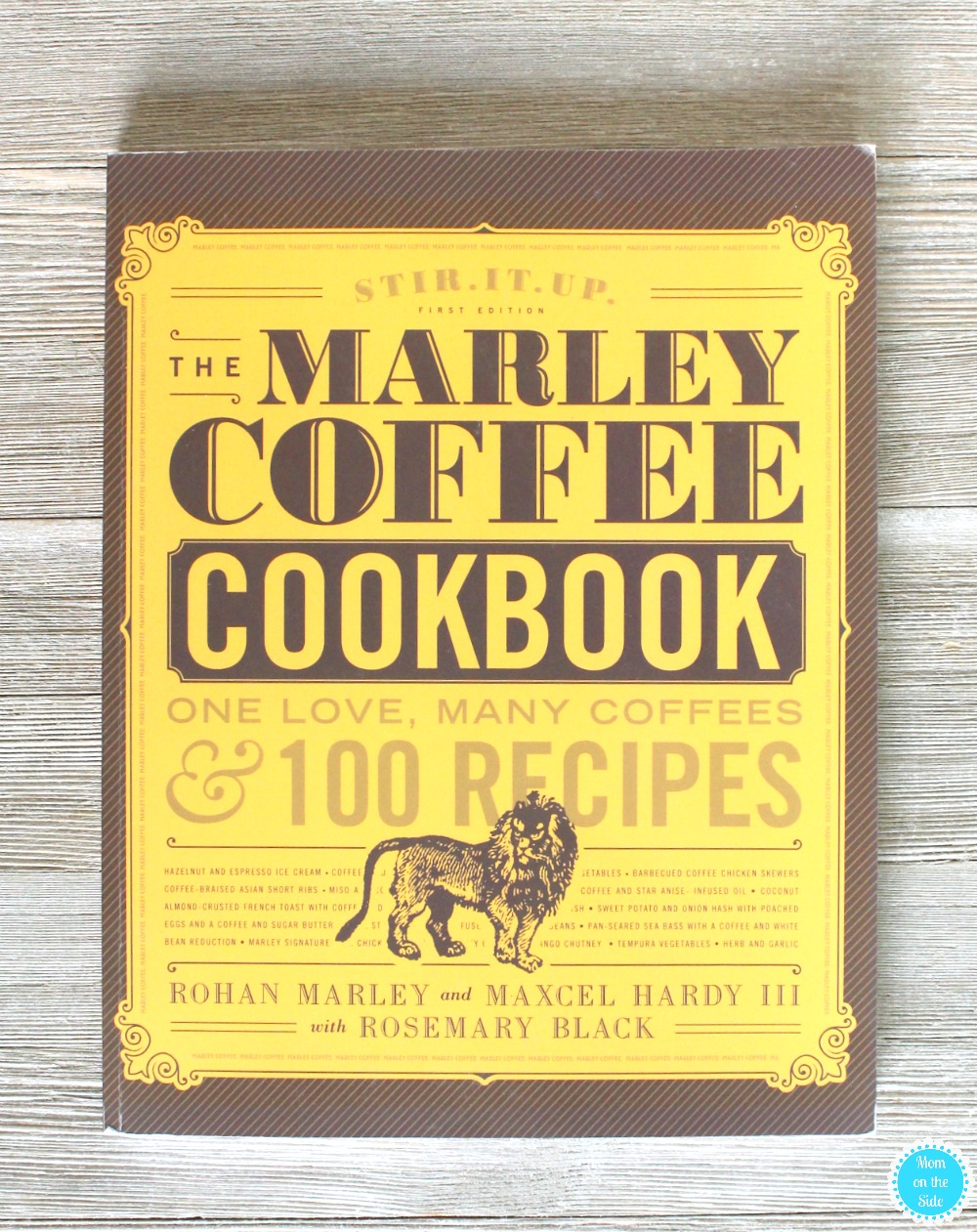 Books: The Marley Coffee Cookbook