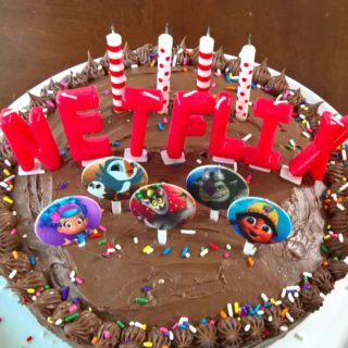 New Netflix Birthday Videos for Kids