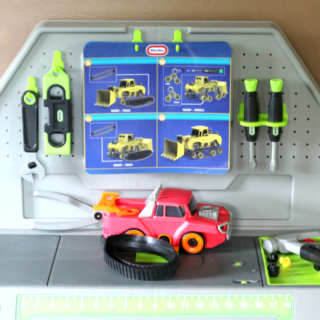 Smart Workbench for Little Fixers