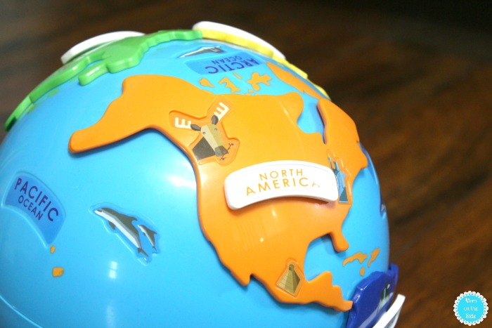 Puzzle Globe for Kids