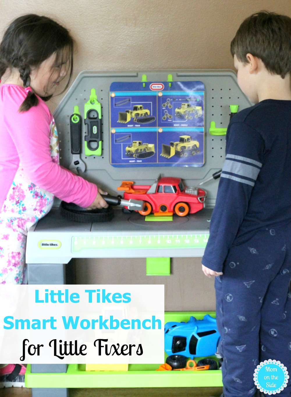 New Little Tikes Smart Workbench for Little Fixers