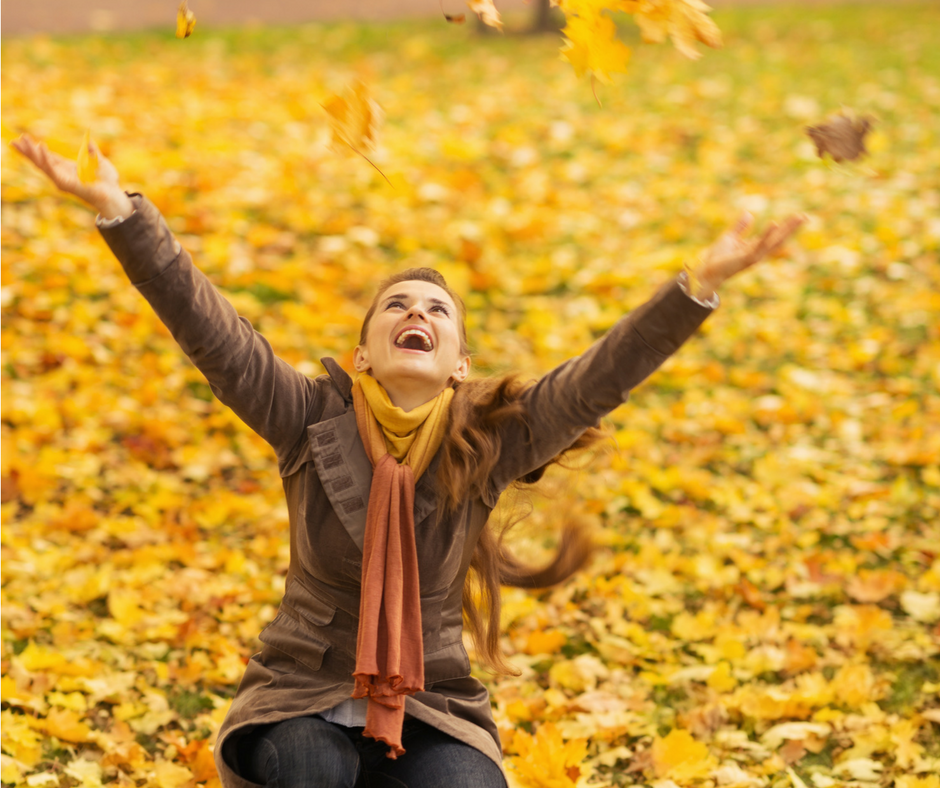 October Me Time Ideas for Fall