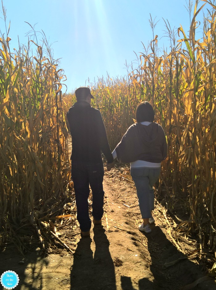 Fall Dates that Make You Feel Like a Kid Again: Corn Mazes