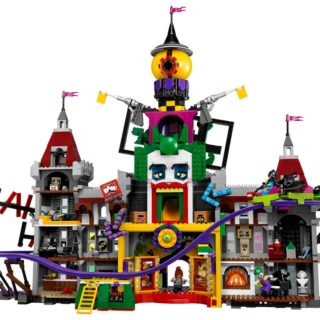Introducing LEGO The Joker Manor