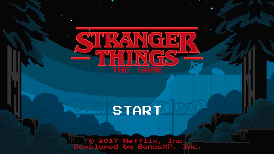 New Stranger Things Game App and Printable Stranger Things Bingo Cards