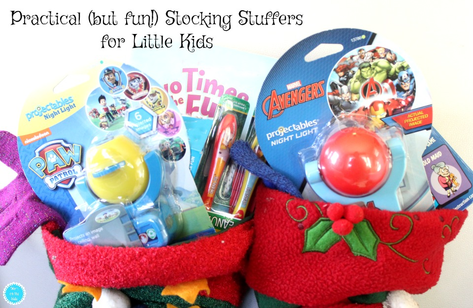 Fun and Practical Stocking Stuffers for Little Kids