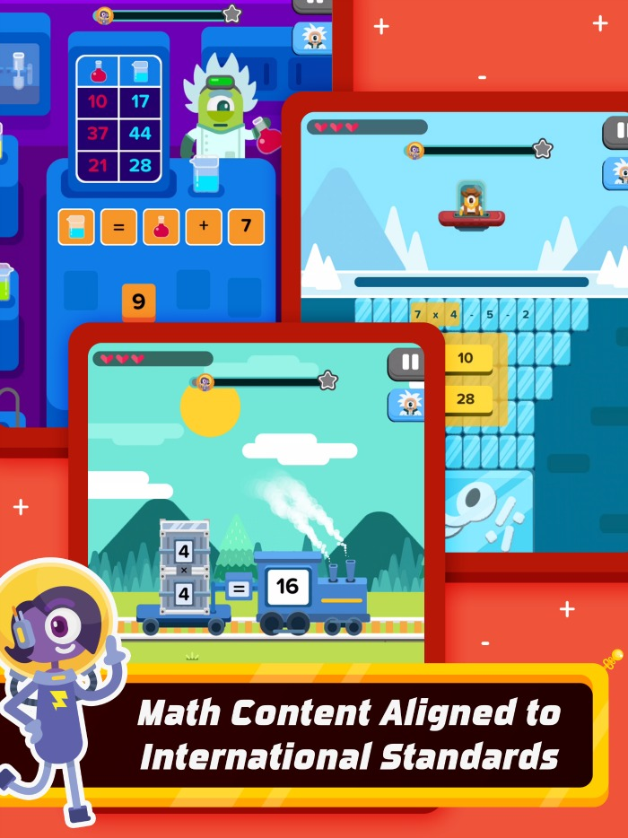 Zapzapmath App aligns with Common Core Syllabus