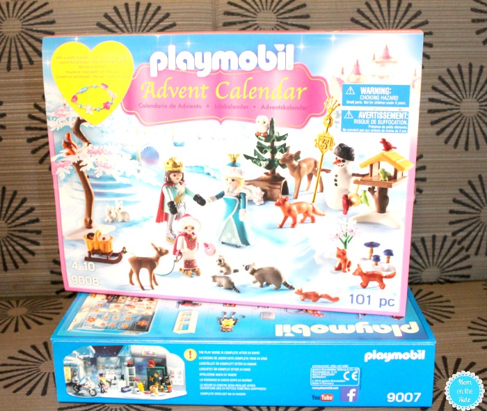 Two New Playmobil Advent Calendars for 2017