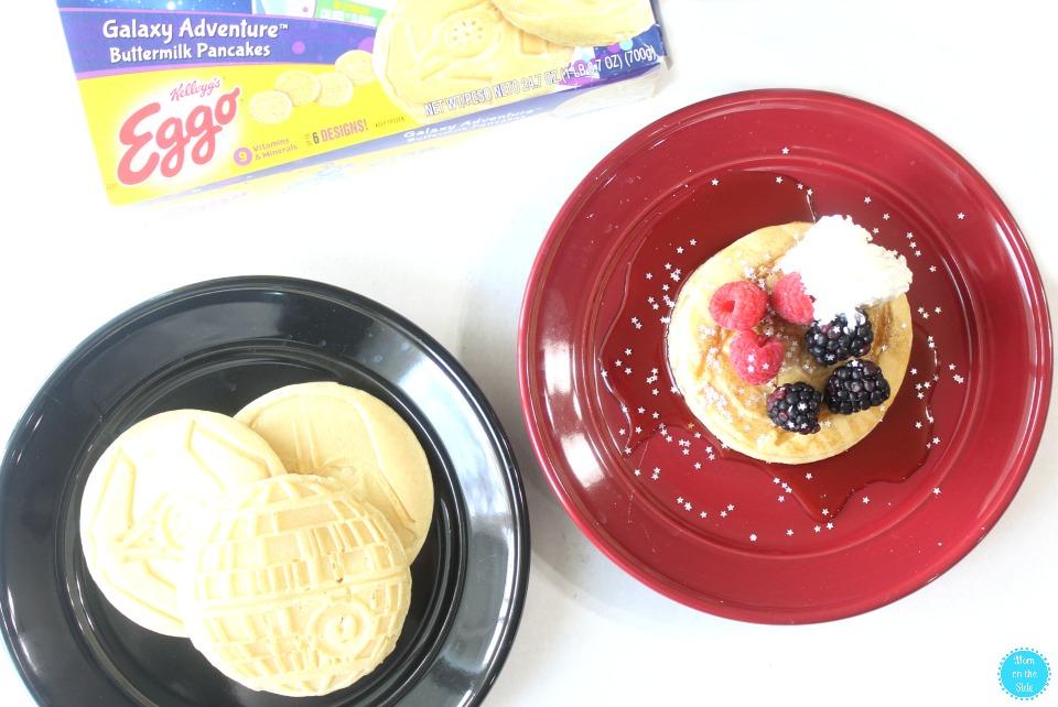 Eggo Star Wars Buttermilk Pancakes 20ct at Walmart