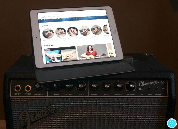 Growing a Love for Music with Fender Play Website
