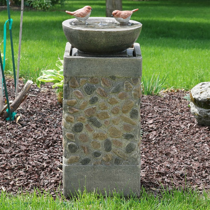 Outdoor Fountain: Garden Gift Ideas