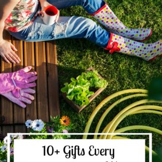 Best Gift Ideas Every Garden Lover Wants #Garden #Gardening #Gardener #GiftIdeas