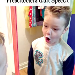 Ways to Help Preschoolers with Speech