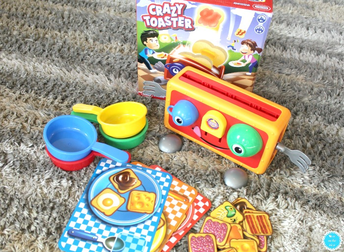 Action- & Spielfiguren Little Tikes Crazy Toaster