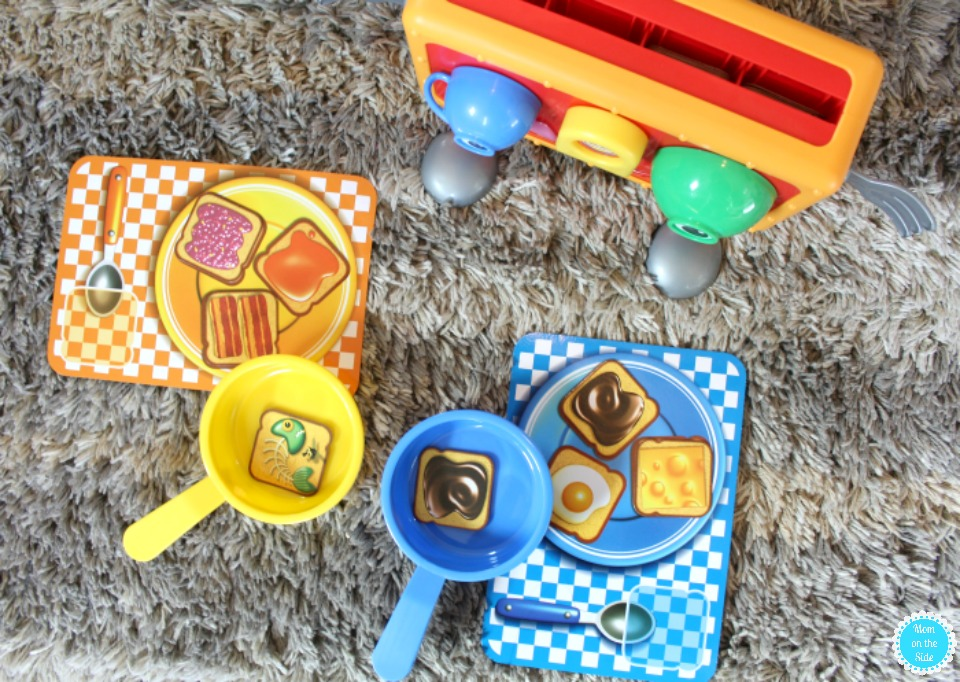 How to Play Little Tikes Crazy Toaster