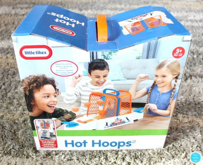 Hot Holiday Toy: Little Tikes Hot Hoops