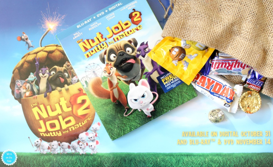 Nut Job 2 on Blu-ray and DVD for Family Movie Night