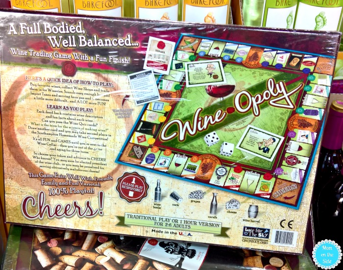 Monoply for Adults: Wine-Opoly