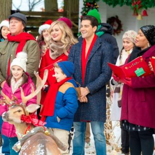 "Hallmark Channel's ""Christmas Next Door"" Premieres Saturday"
