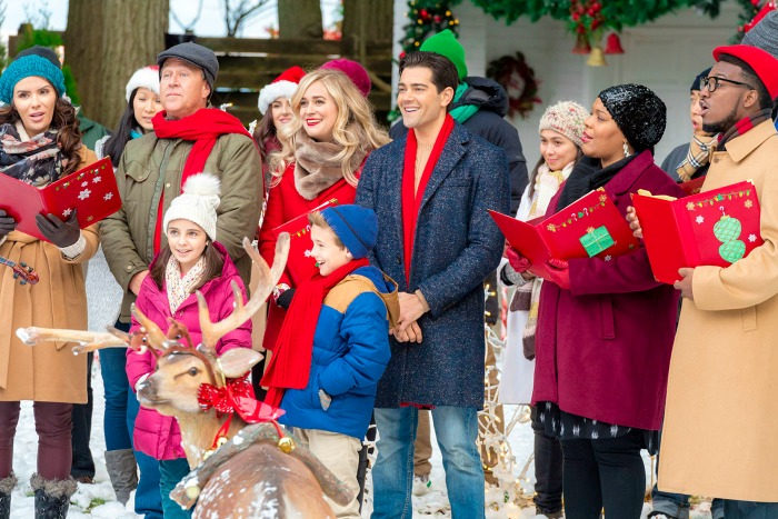 Family Holiday Movies: Hallmark Channel's Christmas Next Door