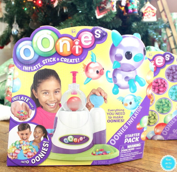 Oonies is a fun new craft activity for kids and great for making ooniements!