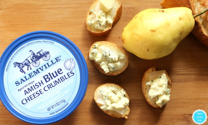 Salemville Blue Cheese Crumbles