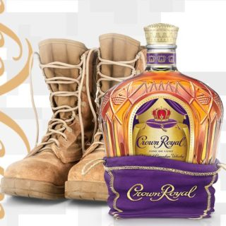 Send Free Military Care Packages from Crown Royal and Packages from Home