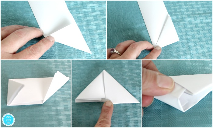 How to Make Paper Footballs