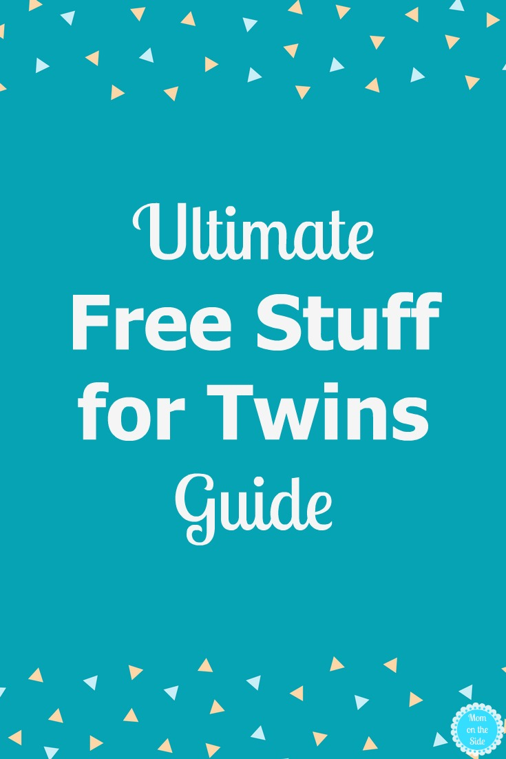 If you are expecting twins or recently had twins, check out this ultimate free stuff for twins guide to help you save on things you need!