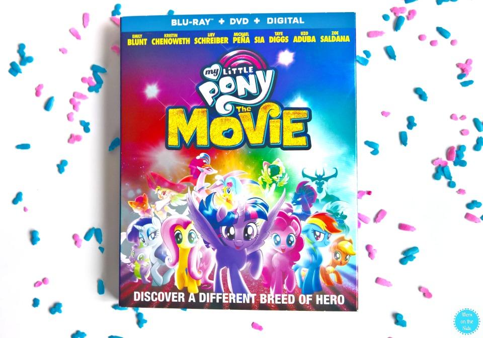 New My Little Pony Movie 2017 + Printable My LIttle Pony The Movie BINGO