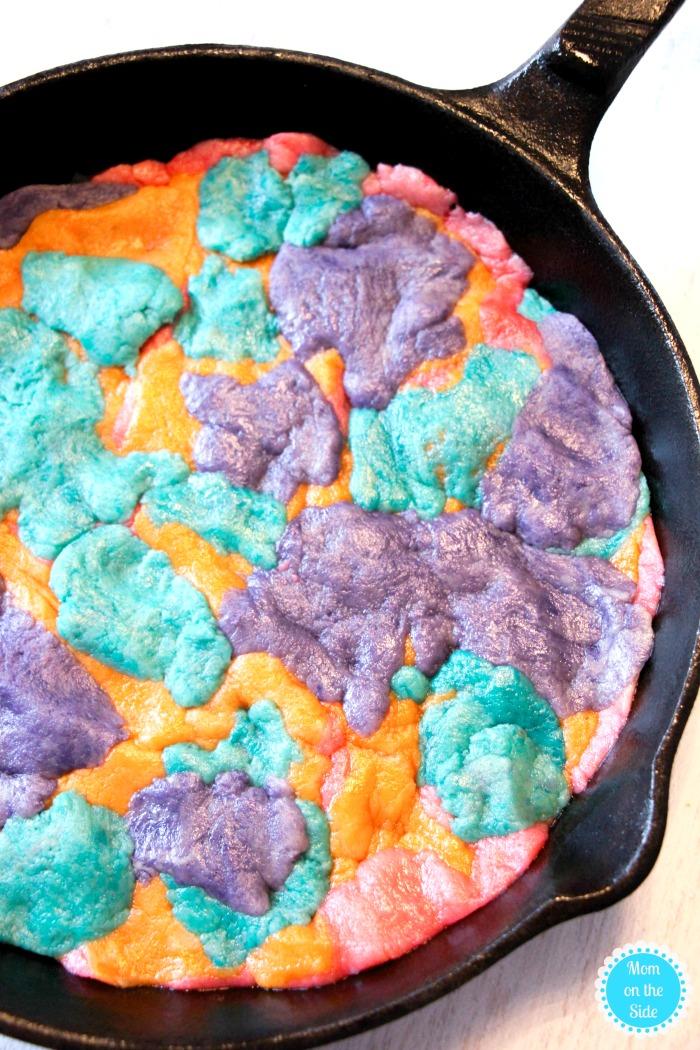 Recipe for Spring Sugar Skillet Cookies